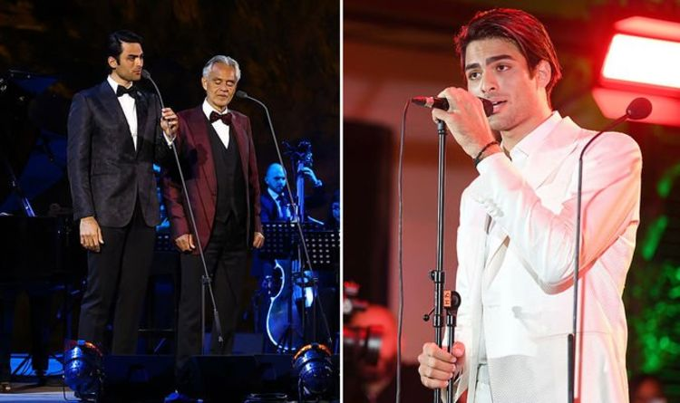 Matteo Bocelli teases world tour with new music after latest duet with dad Andrea Bocelli