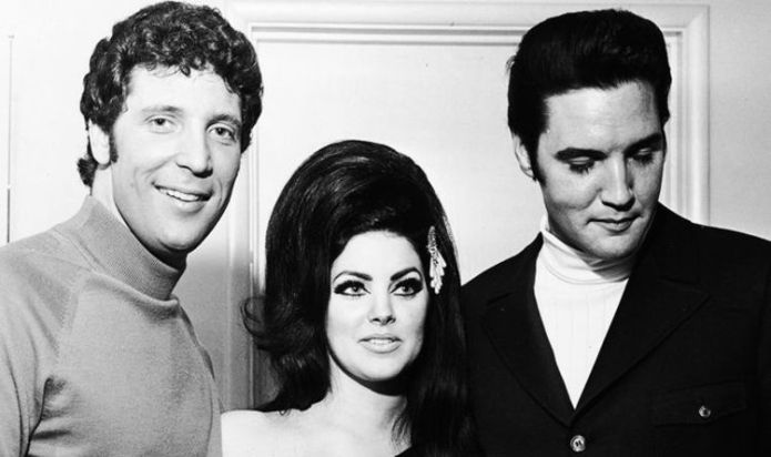Elvis told Tom Jones 'You made me sob' at their incredible second meeting