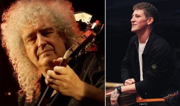 Brian May and Nathan Evans performing for Earth Day concert this week: Team up inevitable?