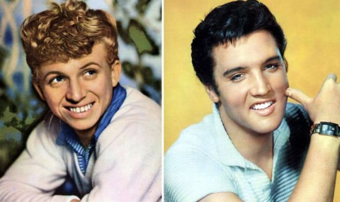 Elvis: The surprising truth about that 'secret visit' to London in 1958 with Tommy Steele