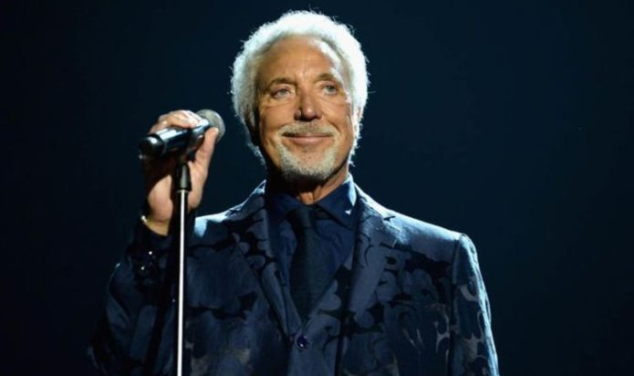 Sir Tom Jones: My voice almost died with my wife