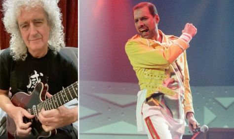 Brian May on Freddie Mercury's 'very private side' and how he faced up to his insecurities