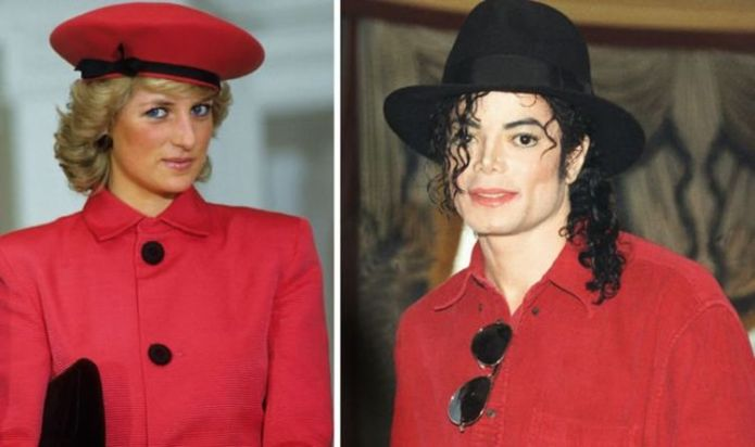 Michael Jackson 'had 3am phone calls with Princess Diana' before her death