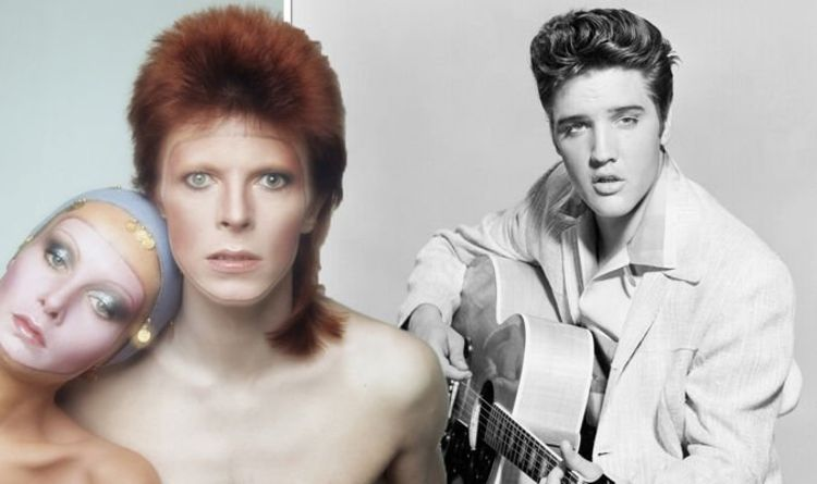 , David Bowie wrote a song for Elvis Presley – but it didn't go well, The Evepost BBC News
