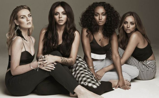 Little Mix Shout Out To My Ex Debuts At Number 1 On The