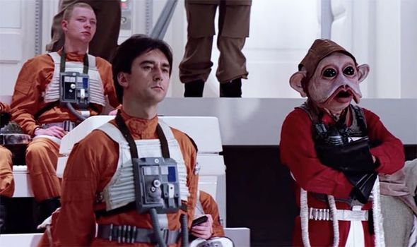 Star Wars 9 Rise of Skywalker leaks: Wedge Antilles is again – Is there a NEW Demise Star? 1188585 1