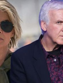 Linda Hamilton ex husband: Terminator Darkish Destiny star on James Cameron FEUD in movie shock 1192679 1