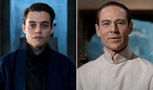 No Time To Die shock: James Bond followers spot HUGE trace in poster Rami Malek is Dr No – LOOK