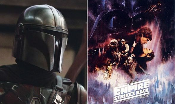 Star Wars The Empire Strikes Again MYSTERY lastly solved by The Mandalorian episode three