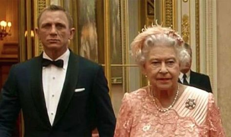 Bond Daniel Craig was terrified filming with The Queen 'It's more extreme than The Crown'
