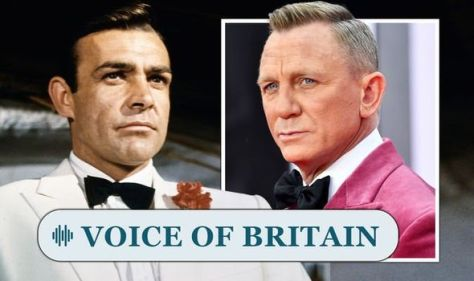 Sean Connery voted as best Bond of all time beating Daniel Craig – poll