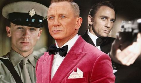 Daniel Craig life in pictures: James Bond star from first film to No Time To Die
