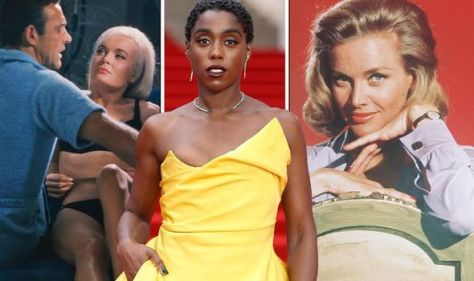 James Bond timeline: A history of the most iconic 'Bond girls'