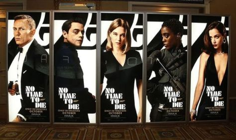 No Time To Die: Fans love the latest James Bond film