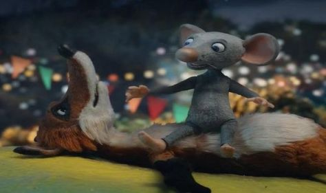 Even mice belong in heaven REVIEW: A scary stop-motion animation