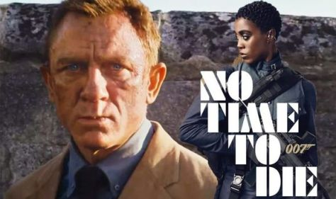 Next Bond: Lashana Lynch will NEVER replace Daniel Craig and not because she's a woman
