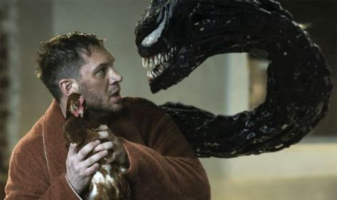 Venom 2 Let There Be Carnage end credits scene explained: Groundbreaking for Tom Hardy