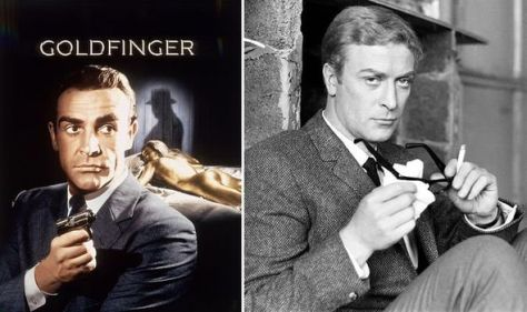 James Bond: 'Irritated, sleep deprived' Michael Caine first person to hear Goldfinger song