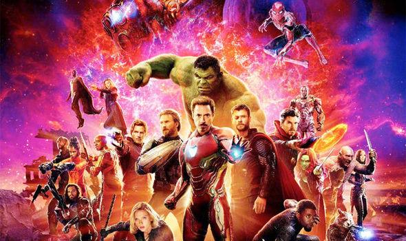 avengers infinity war end