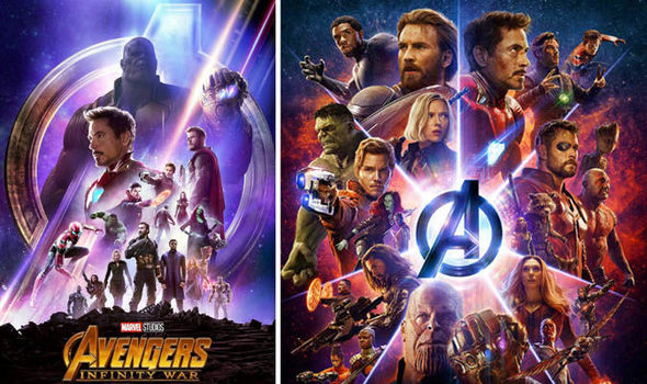 avengers infinity war download