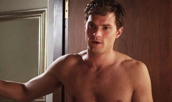 Fifty Shades Freed Jamie Dornan on his worst naked moment