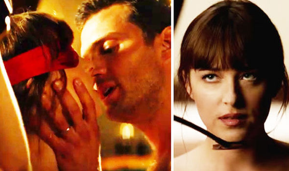 Fifty Shades Freed sex scenes