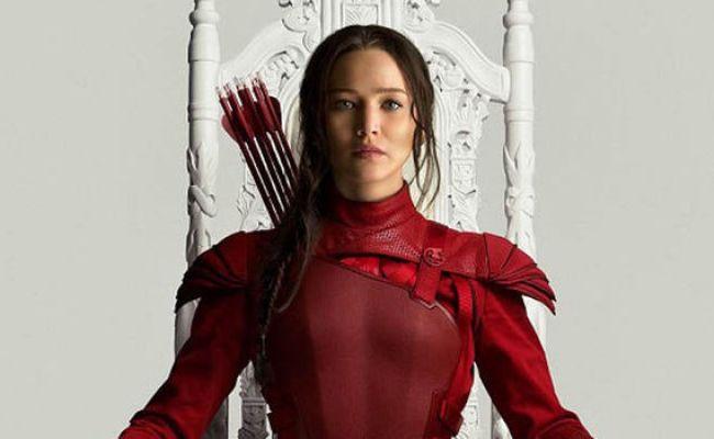 Hunger Games Mockingjay Part 2 New Trailer Jennifer