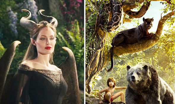 Cute Girly Elephant Wallpaper Jungle Book Maleficent And Mary Poppins Sequels Announced