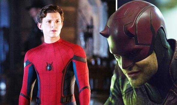 Marvel james gunn spider man daredevil