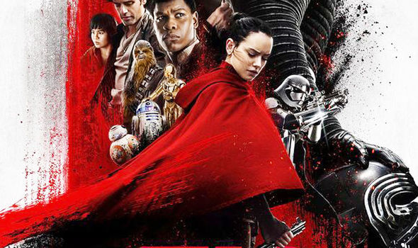 Star Wars 8 IMAX poster reveals Rey's fate