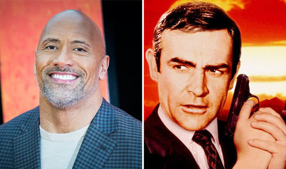 the rock and sean connery