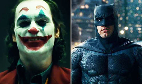 batman shock joker movie