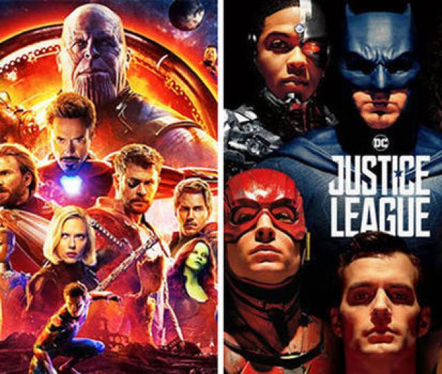 Avengers 4 Writers Slam Dc Movies As Spaghetti Thrown At The Wall Films Entertainment Express Co Uk