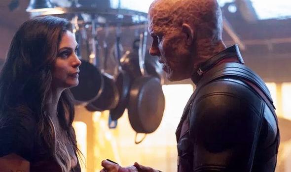 Deadpool 2; Vanessa's death was already cancelled