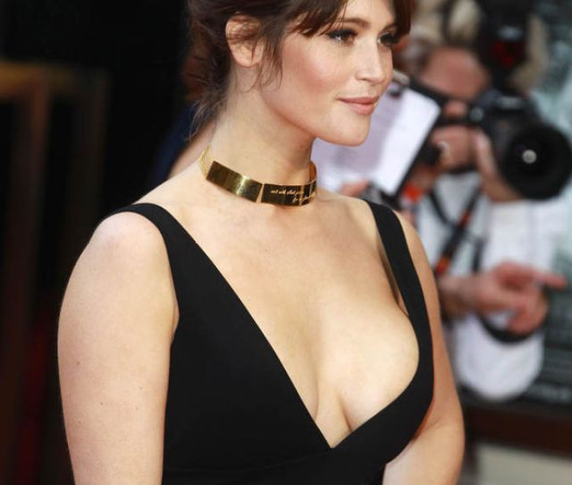 Gemma Arterton On Sex Scenes Getting Naked With Idris Elba