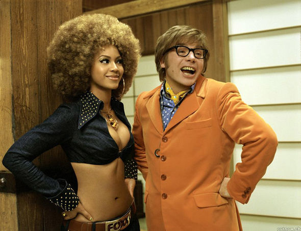 austin powers and beyonce