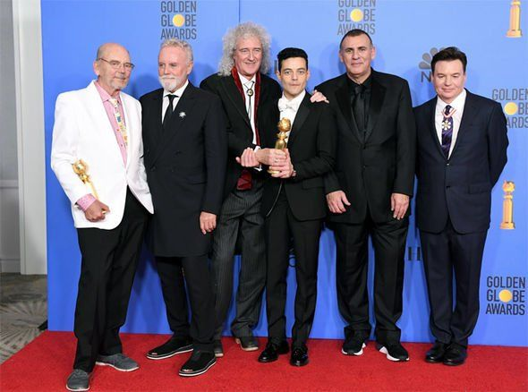 bohemian rhapsody cast and producers