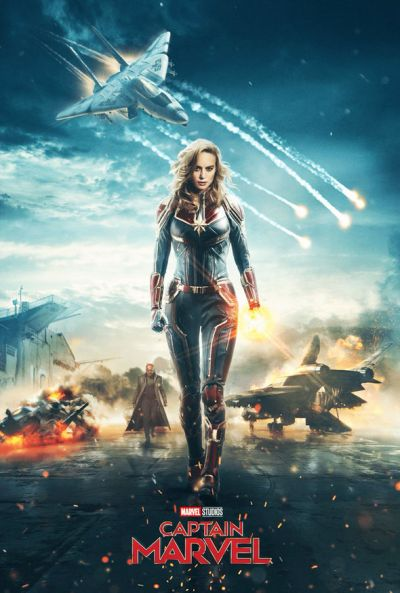 Avengers 4: Will Captain Marvel TIME TRAVEL forward from ...