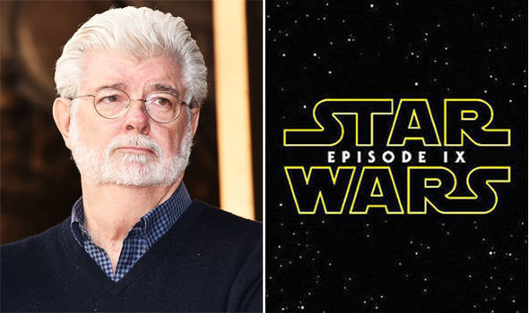 george lucas and star wars 9 logo