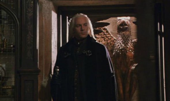 Harry Potter And The Chamber Of Secrets Theory Lucius