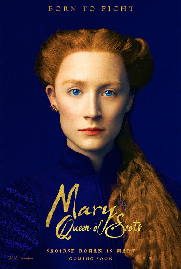 ronan as mary queen of scots