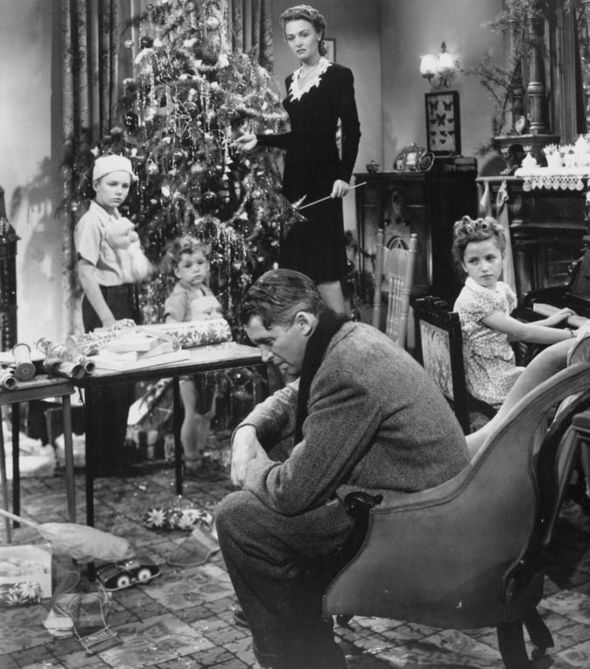 Its A Wonderful Life Cast What The Bailey Children Look