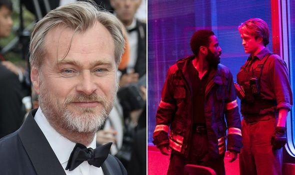 Tenet Movie Robert Pattinson Christopher Nolan Tease