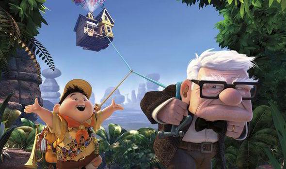 up review disney pixar
