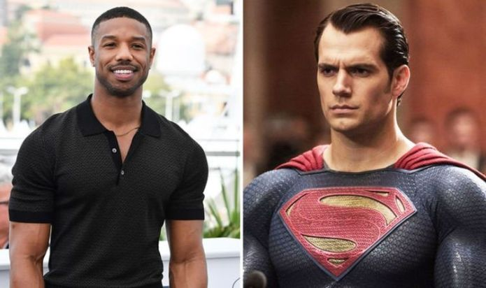 Henry Cavill 'eager to return' for new Superman reboot but 'studio want Michael B Jordan'