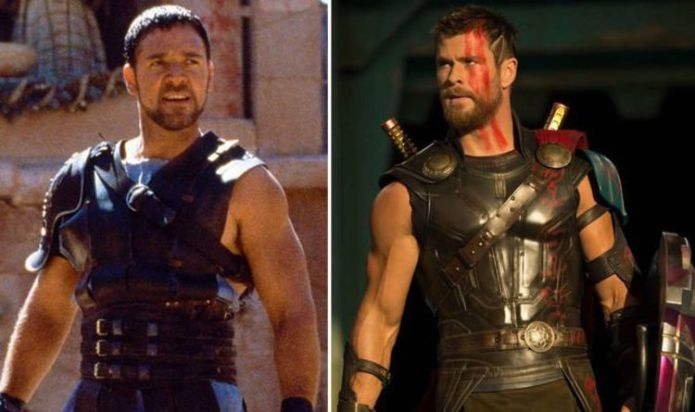 Thor 4 Love & Thunder: Russell Crowe looks completely unrecognisable with Chris Hemsworth