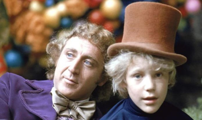 Willy Wonka and the Chocolate Factory theory: Wonka chose all of the golden ticket winners