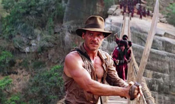 Indiana Jones: Steven Spielberg was terrified of one dangerous Temple of Doom stunt