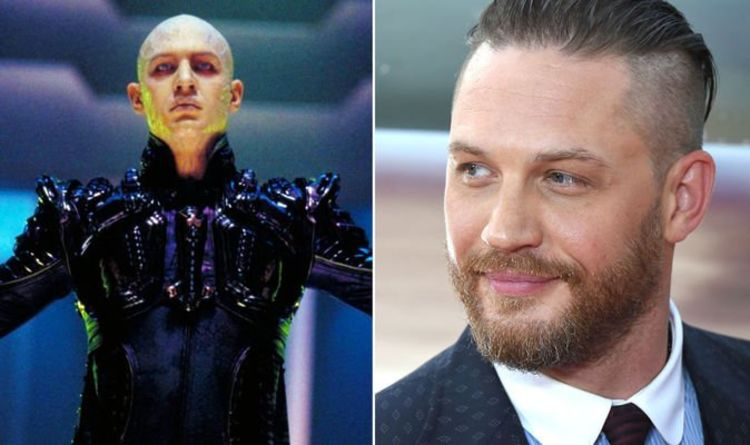Star Trek: Tom Hardy 'wanted by studio to return as Jean-Luc Picard clone Shinzon'