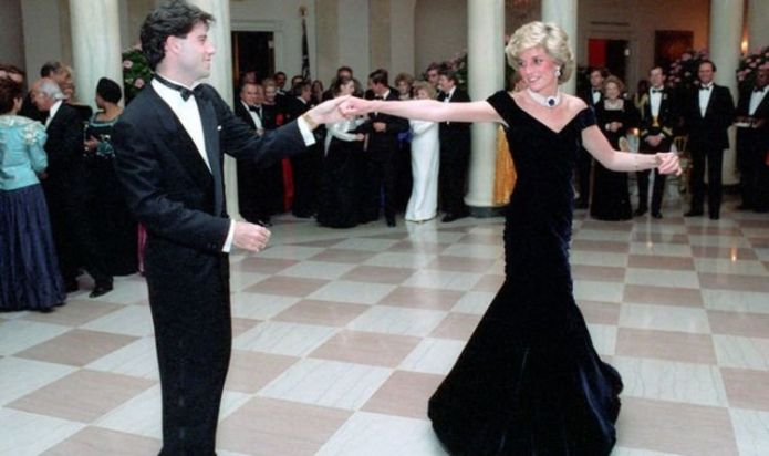 John Travolta Princess Diana: Behind 'fairytale' dance at the White House 'Her wish'